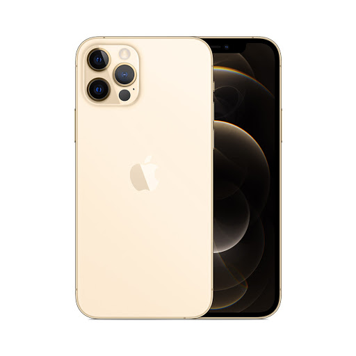 IPhone 12 Promax 256GB Gold MGDE3VN/A