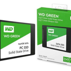 Ổ cứng SSD WD Green Sata 3 240GB WDS240G2G0A